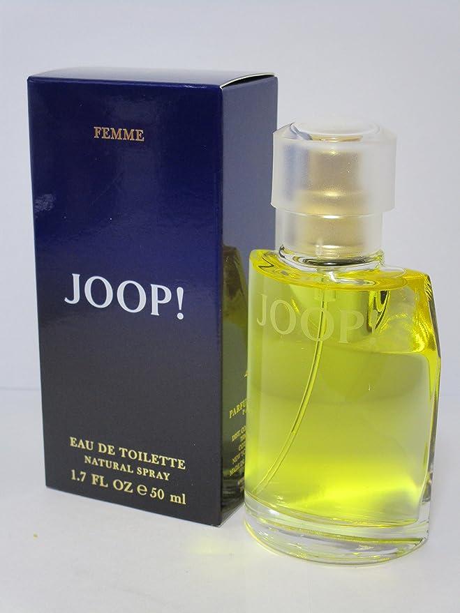 JOOP FEMME Eau De Toilette vapo 50 ml: Amazon.es: Belleza