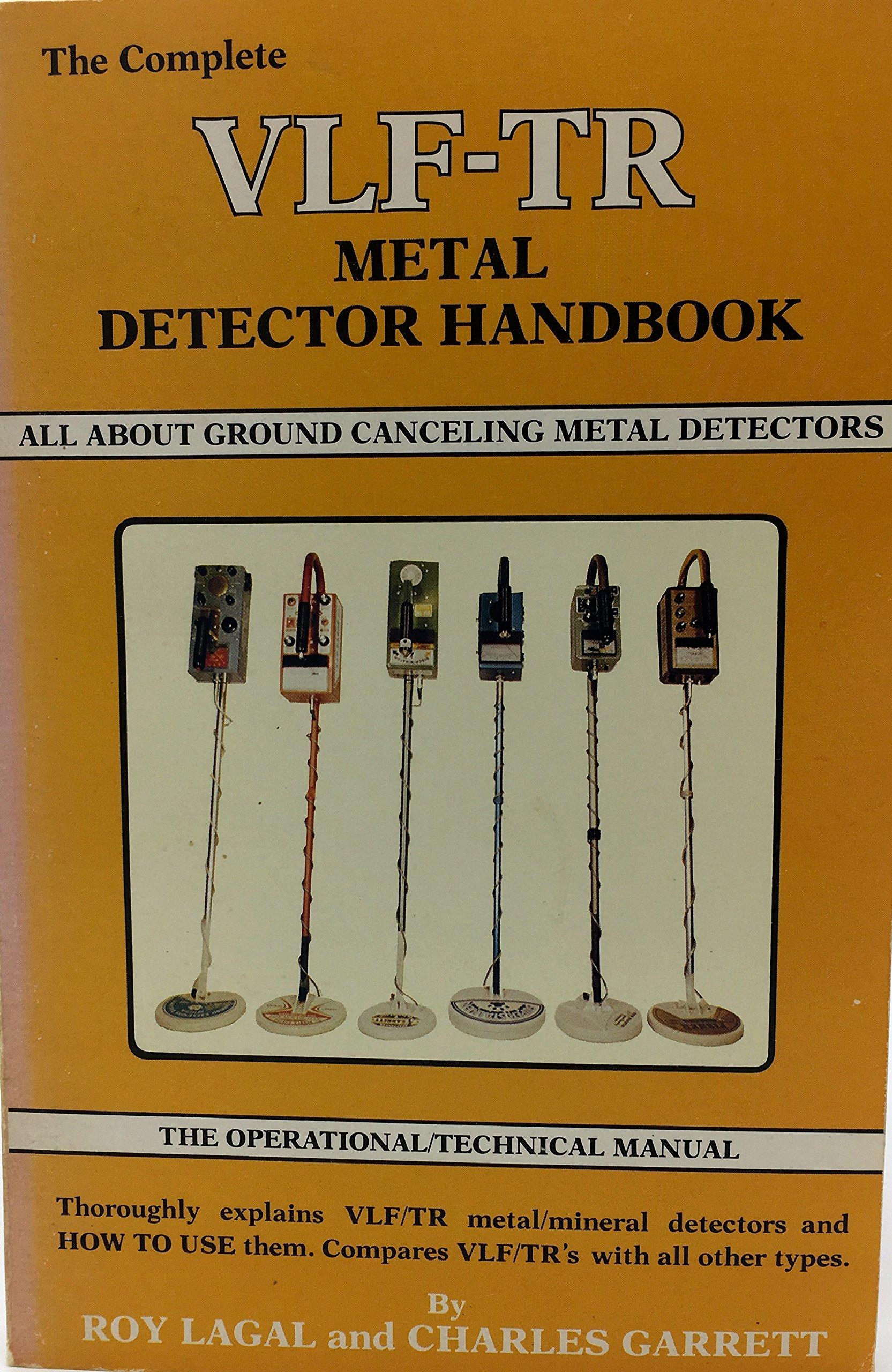 Buy Vlf Tr Metal Detector Handbook Book Online At Low Bfo Detectors Circuit Diagram Electronic Circuits Prices In India Reviews Ratings
