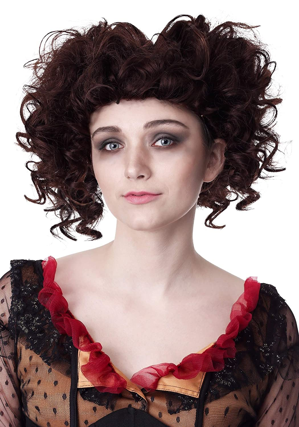 Lovett Wig Standard Sweeney Todds Mrs Costumes & Accessories
