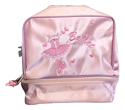 cce8b4f24 Ballet Bag for Girls - Hard wearing bags for dance classes (Small ...
