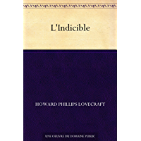 L'Indicible (French Edition)