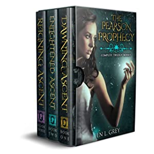 The Pearson Prophecy: The Complete Trilogy