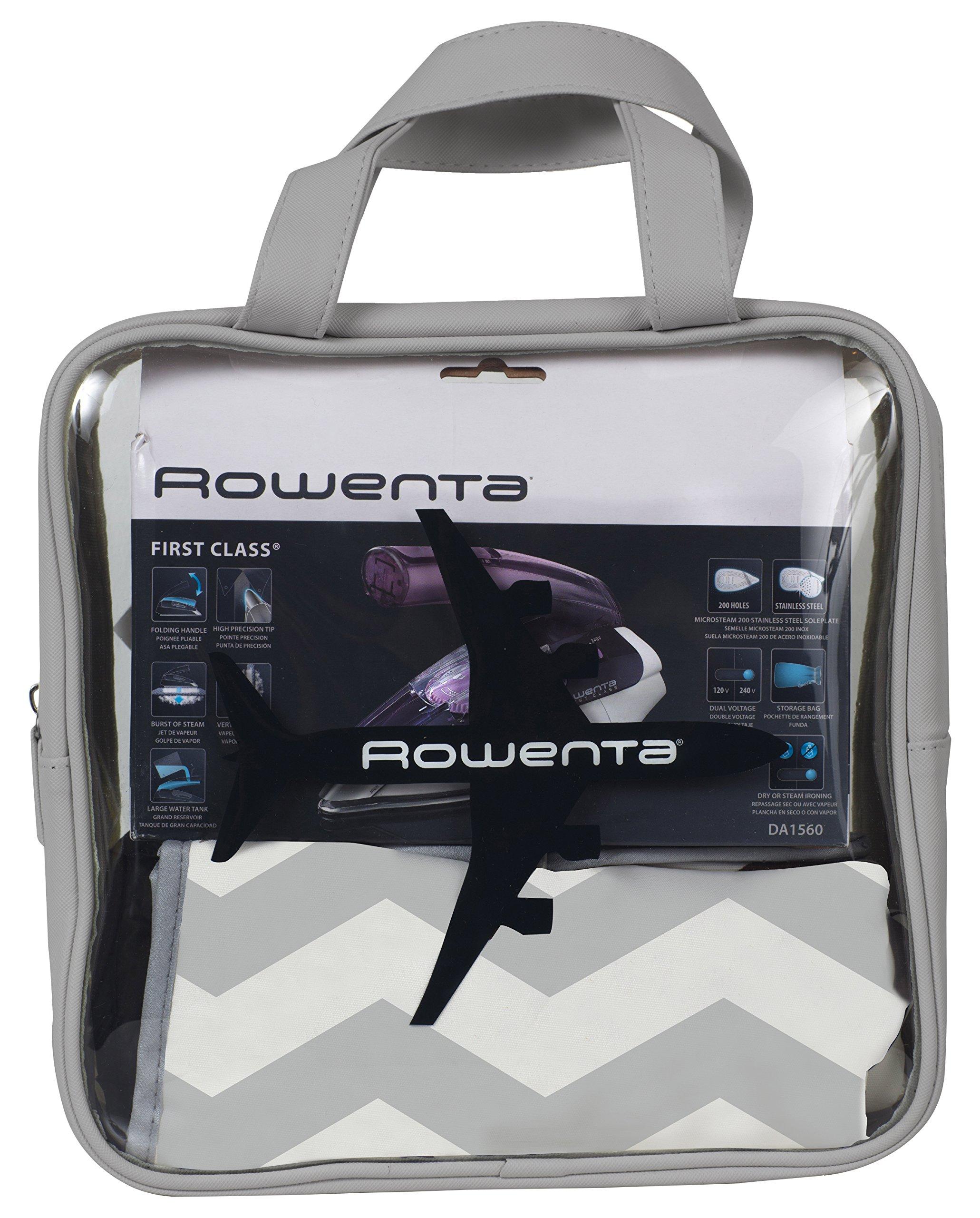 Rowenta 8400001621 Travel Bag, White