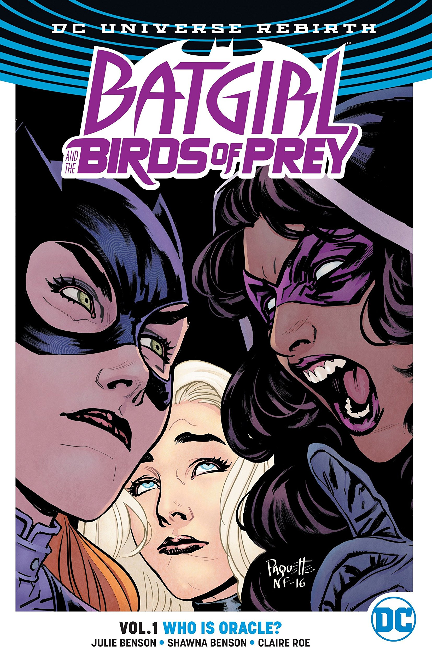 Batgirl And The Birds Of Prey Vol. 1: Who Is Oracle? (Rebirth) ebook