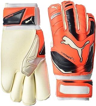 Puma Evo Power Protect 2 GC Goalkeeper's Gloves Orange Lava Blast/Total  Eclipse/White