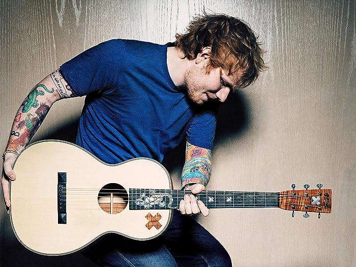 Mingki Sheeran Poster - 18 × 24 Inch