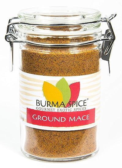 Amazon com : Ground Mace (Javathri) Natural Aromatic Pure