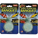 Zoo Med Laboratories AZMBB6 Plankton Banquet Block Feeder Giant