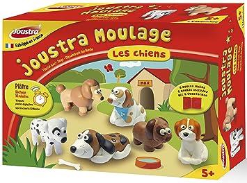 Heller Joustra - 43501 - Kit de ocio creativo - Joustra Moldura - Perros - 6 Moldes: Amazon.es: Juguetes y juegos