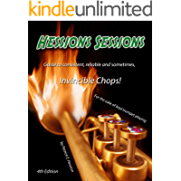 Hession's Sessions Guide to Consistent, Reliable and Sometimes, Invincible Chops! book cover