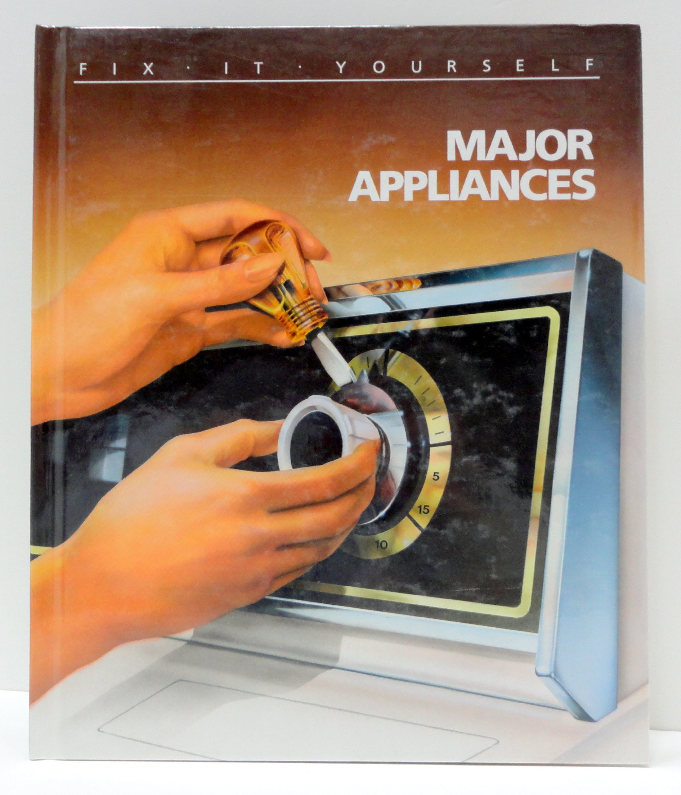 Major appliances fix it yourself time life books 9780809462049 major appliances fix it yourself time life books 9780809462049 amazon books solutioingenieria Image collections