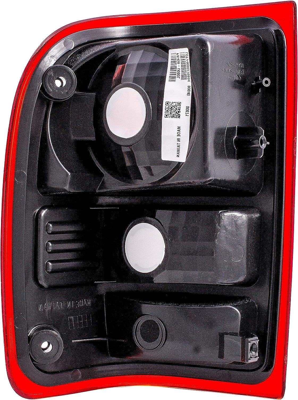 Dorman 1611195 Passenger Side Tail Light Assembly for Select Ford Models
