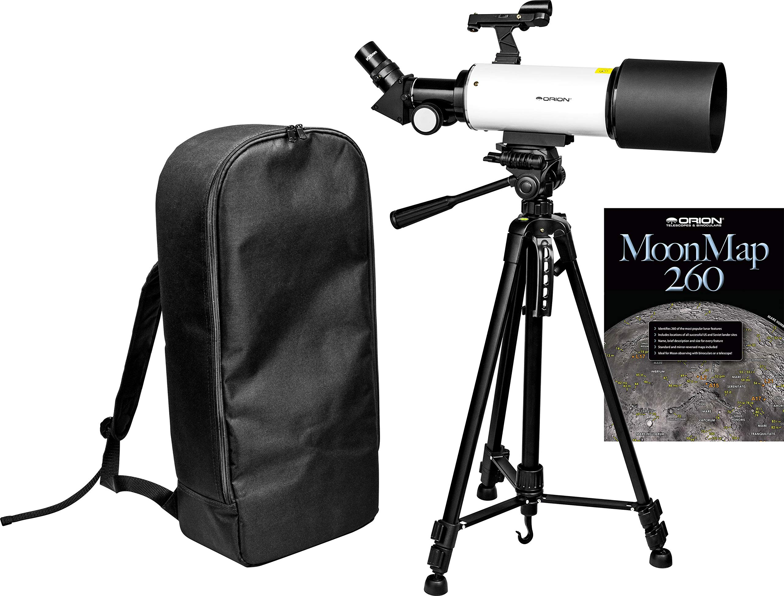 Orion 52596 Goscope 80mm Backpack Refractor Telescope by Orion