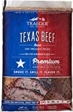 Traeger Grills PEL328 Texas Beef Blend 100% All-Natural Hardwood Pellets Grill, Smoke, Bake, Roast, Braise and BBQ, 20…