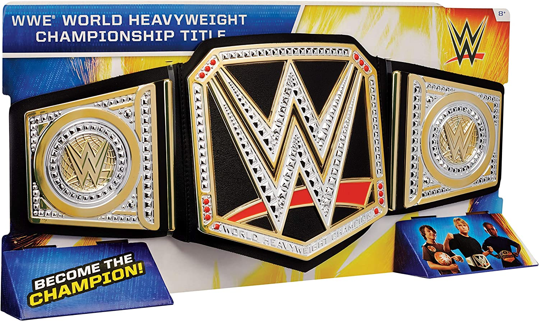 Mattel Cintura per WWE Wrestling Figure 2002 2 x WWE Tag Team Championship