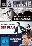 Matt Damon - 3-Movie-Set [3 DVDs]