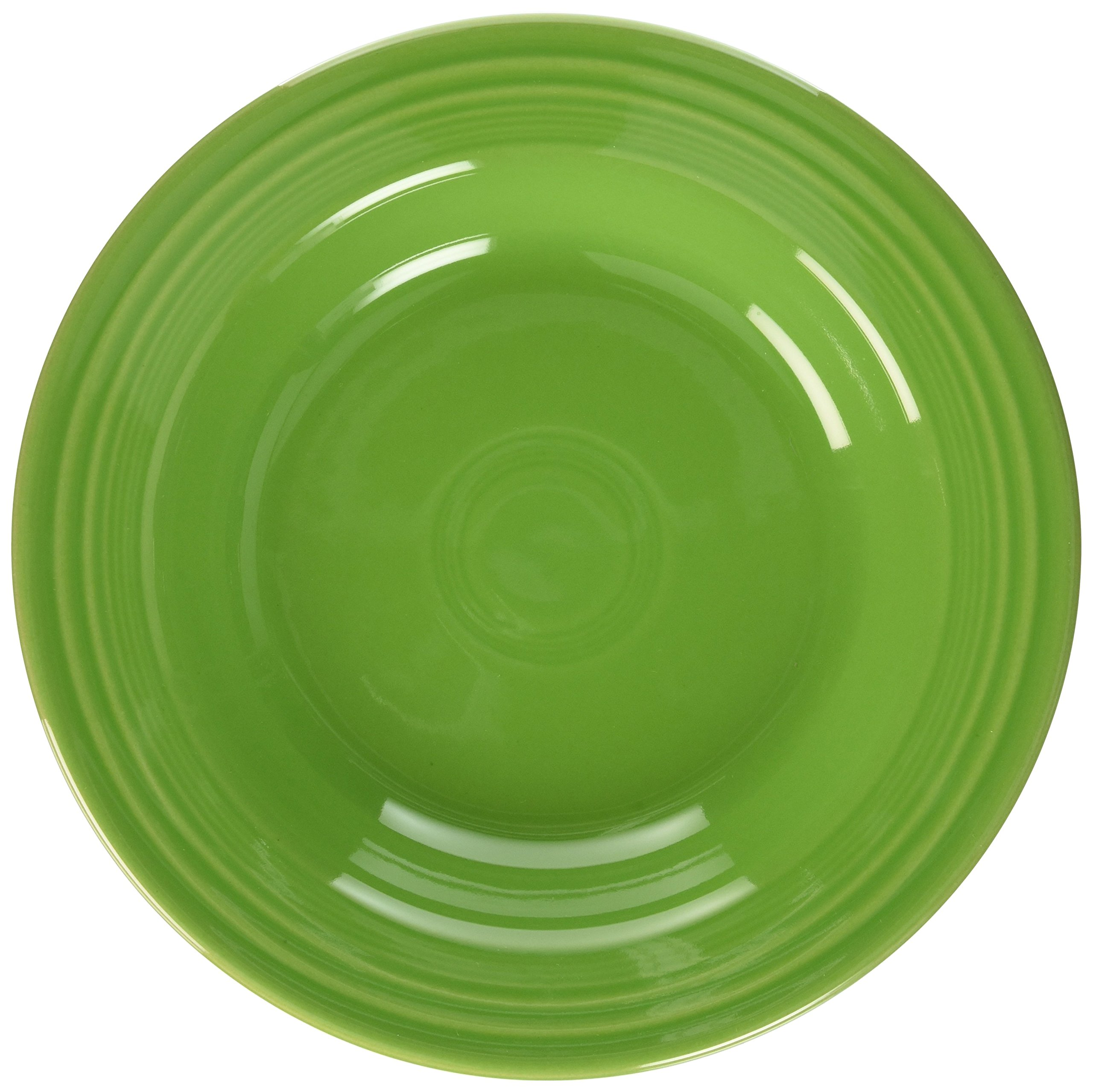 Fiesta 9-Inch, 13-1/4-Ounce Rim Soup Bowl, Shamrock