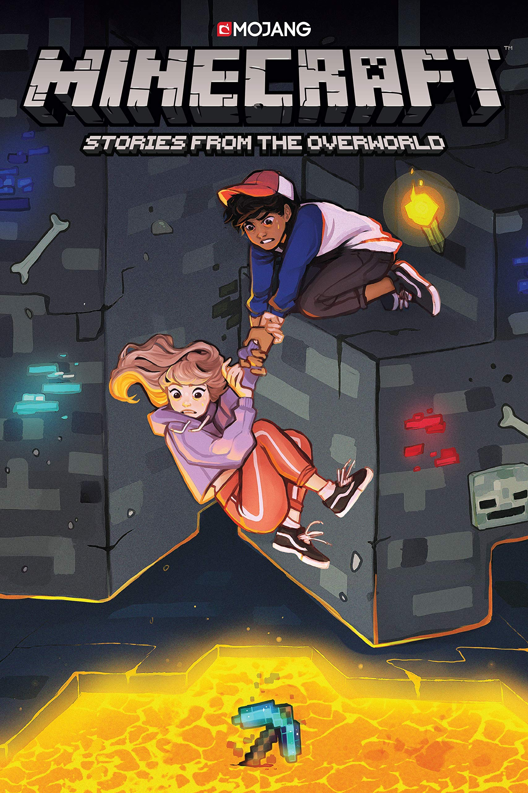 Minecraft Stories Overworld Graphic Novel product image