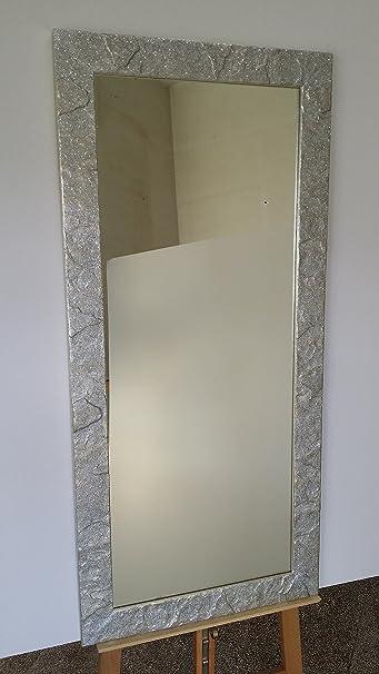 Immagini cartongesso soffitti - Specchio argento moderno ...