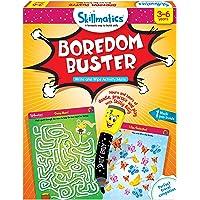 Skillmatics Educational Toys : Boredom Buster 3-6 Years