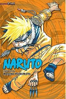 Amazon com: Naruto, Vol  1: Uzumaki Naruto (9781569319000