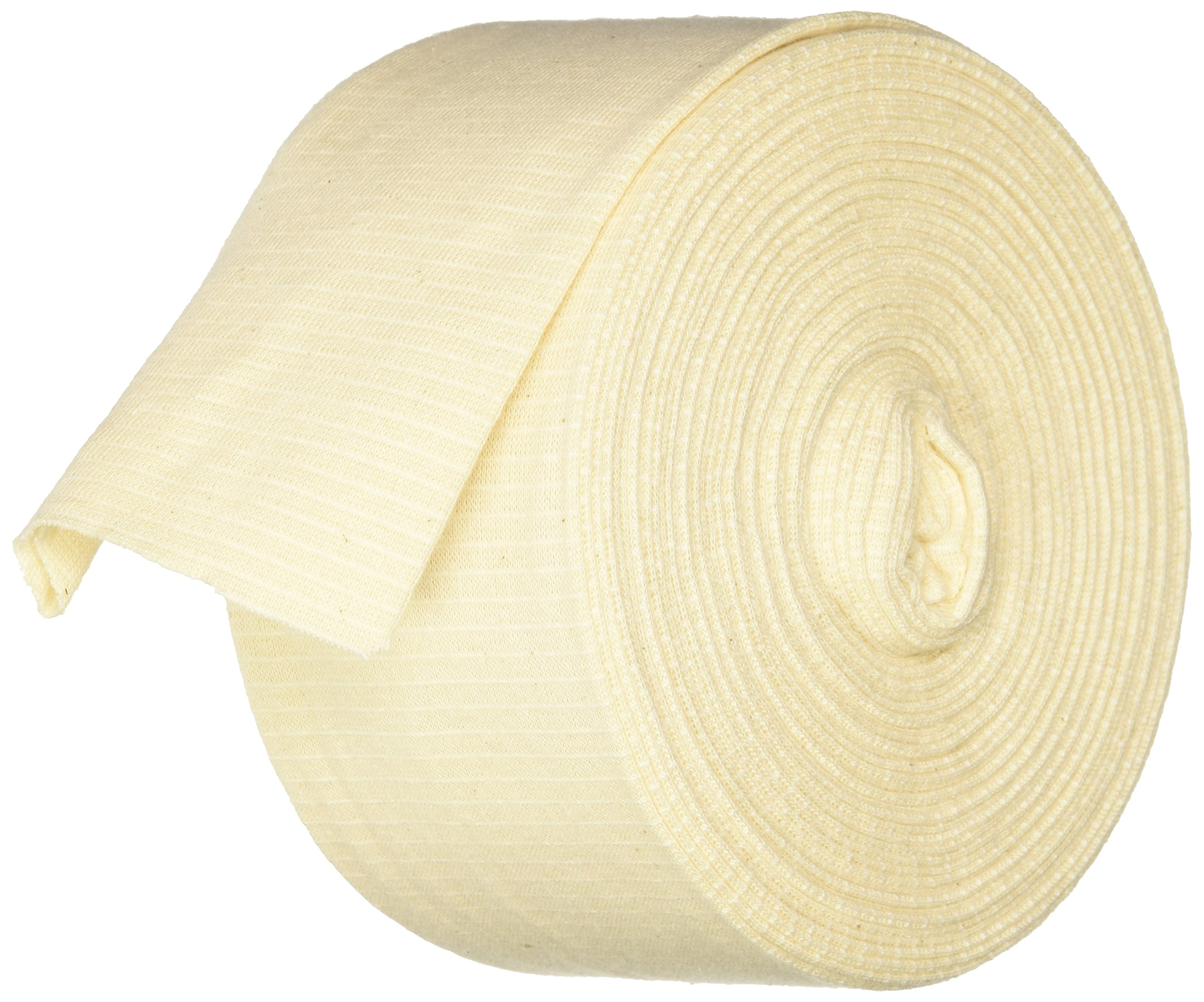 Derma Sciences GLE10 SurgiGrip Tubular Elastic Support Bandage, Legs or Small Thighs, 3.5'' Width, 11 yd Length