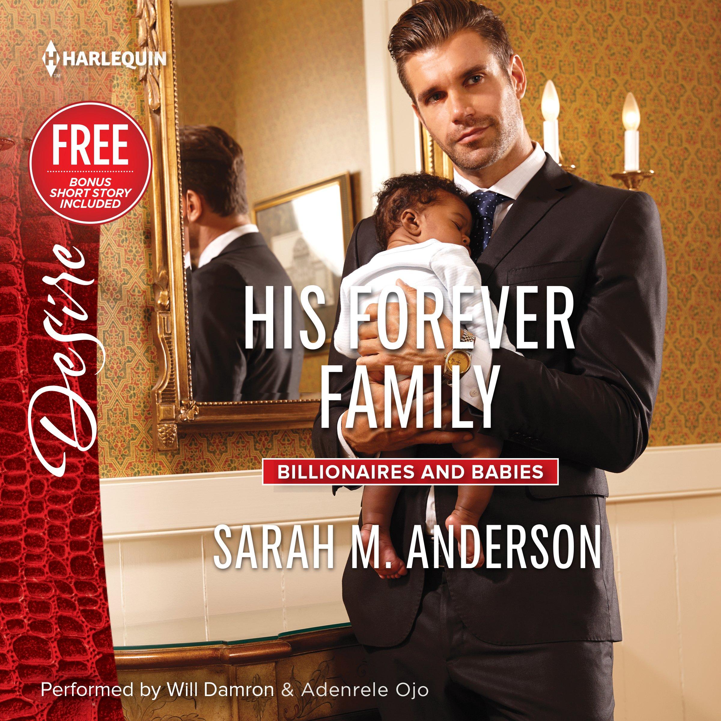 His Forever Family: w/Bonus Short Story: Never Too Late