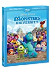 Monsters University (BR + DVD Combo Pack) [Blu-ray]