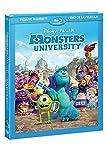 Monsters University (BR + DVD Combo Pack) [Blu-ray]
