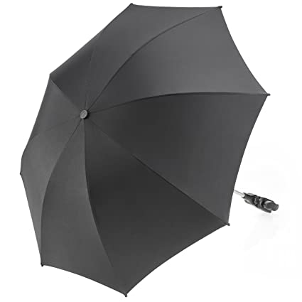 Zamboo - Sombrilla universal Carrito de bebé - Silla de paseo | Parasol flexible con soporte