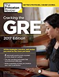 Cracking the GRE with 4 Practice Tests, 2017 Edition (Graduate School Test Preparation)