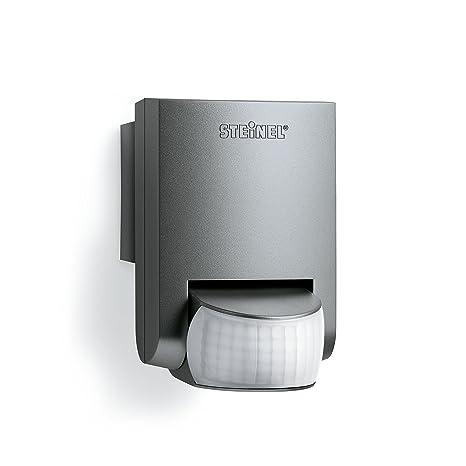 Steinel 035761 de infrarrojos Detector de movimiento IS 140 – 2 Sensor de movimiento con ángulo