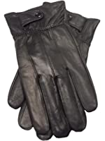 Reed Men's Genuine Leather Warm Lined Driving Gloves