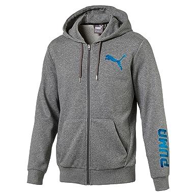 Grau Sweatshirt L Puma Herren Bekleidung wqnHvHS0a