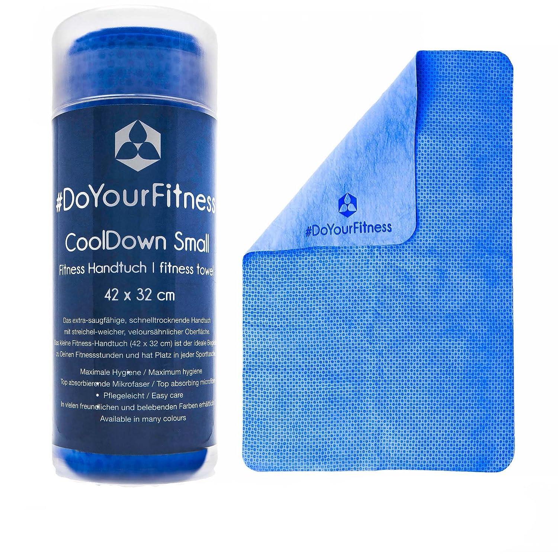 MARCA DE CALIDAD: la toalla deportiva »CoolDown« es un producto de marca de