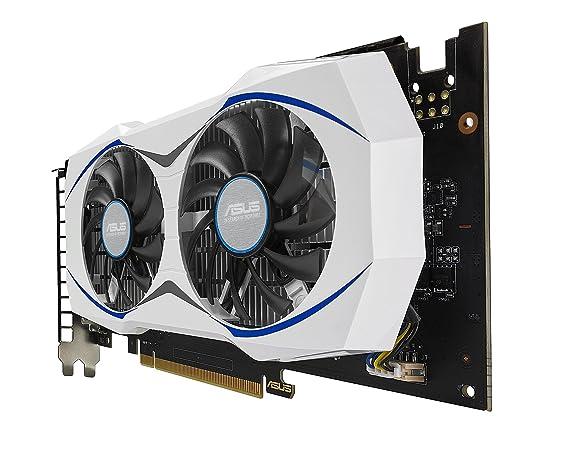 ASUS GTX950-2G NVIDIA GeForce GTX 950 2GB - Tarjeta gráfica ...