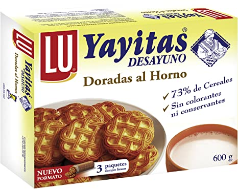 Yayitas - Biscuits-Breakfast Original