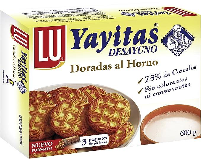 Yayitas - Biscuits-Breakfast Original
