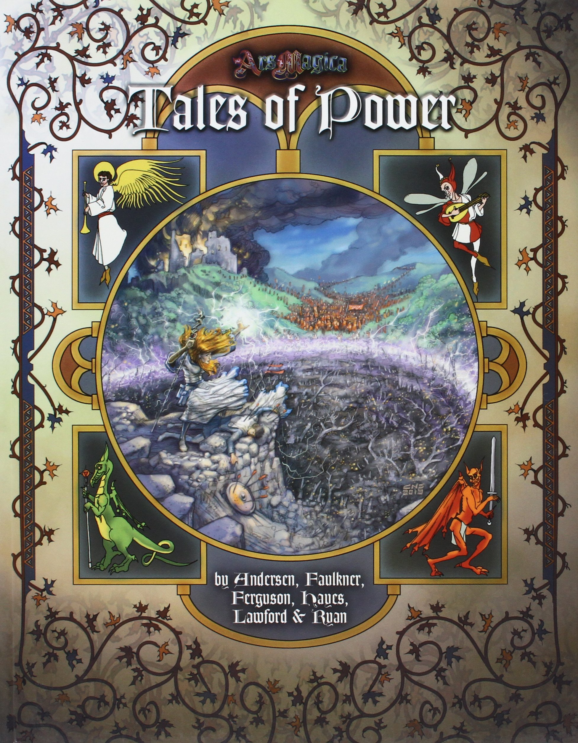 Download Tales of Power (Ars Magica Fantasy Roleplaying) pdf epub