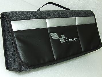 Rangement pour coffre de voiture original Onekool Renault sport compatible avec tous les modèles