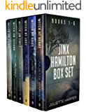Jinx Hamilton Box Set Books 1-6 (The Jinx Hamilton Mysteries)