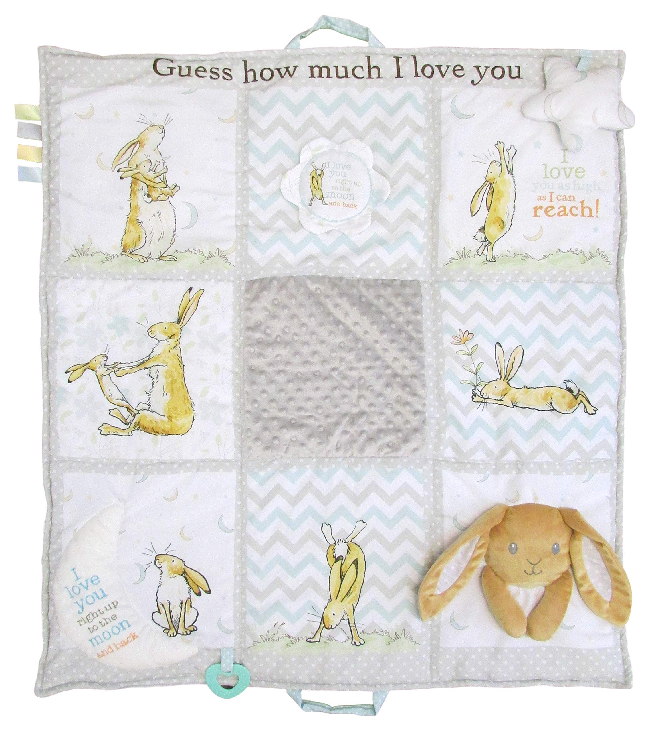 Kids Preferred Guess How Much I Love You Nap Mat by KIDS PREFERRED