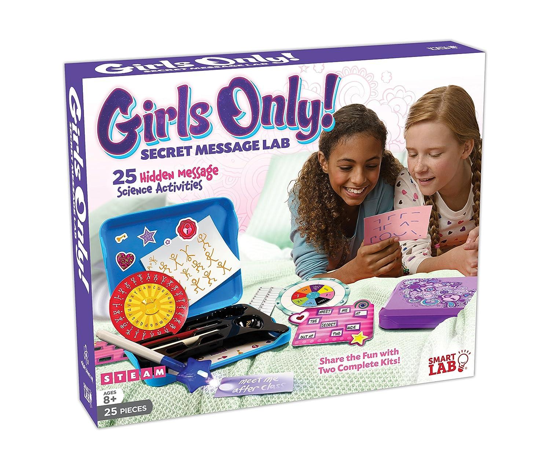 SmartLab Toys: Girls Only! Secret Message Lab Smart Lab SL11901