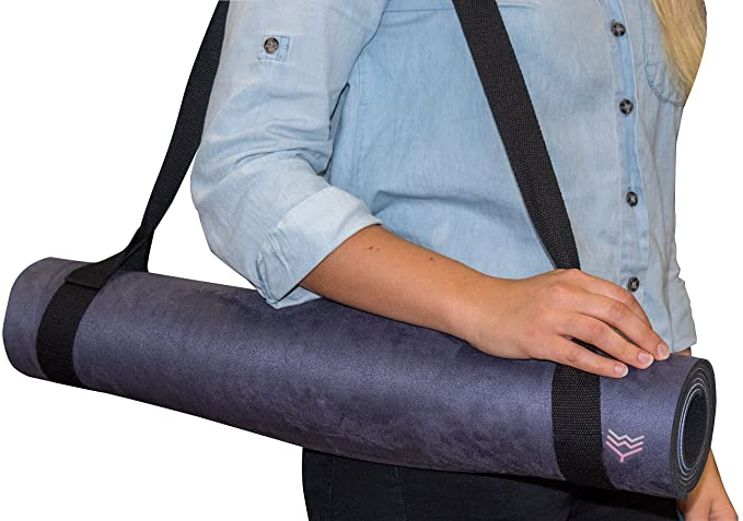 Amazon.com: Blanco Wave Yoga mar de Cortez Eco Pro esterilla ...