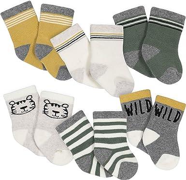 Gerber baby-boys 6-pair Sock