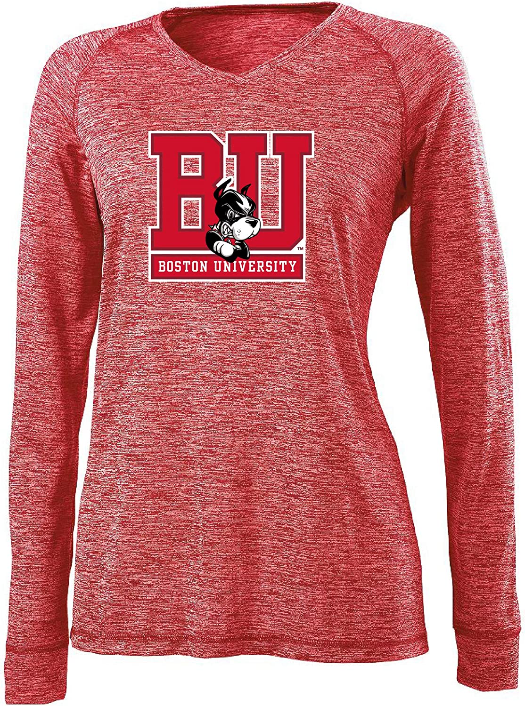 Ouray Sportswear NCAA Adult-Women Womens Electrify 1//2 Zip Pullover
