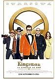 Kingsman: El Circulo De Oro [Blu-ray]