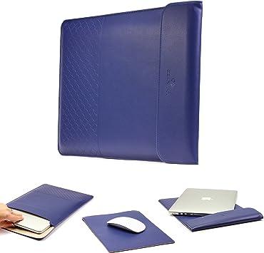 Funda Universal 11,6 Pulgadas, Gearmax Estuche Ordenador Portátil, Tablet Funda de Viaje Protección Sleeve Bolso en Azul, Laptop MacBook Notebook iPad Samsung Tab ASUS: Amazon.es: Electrónica