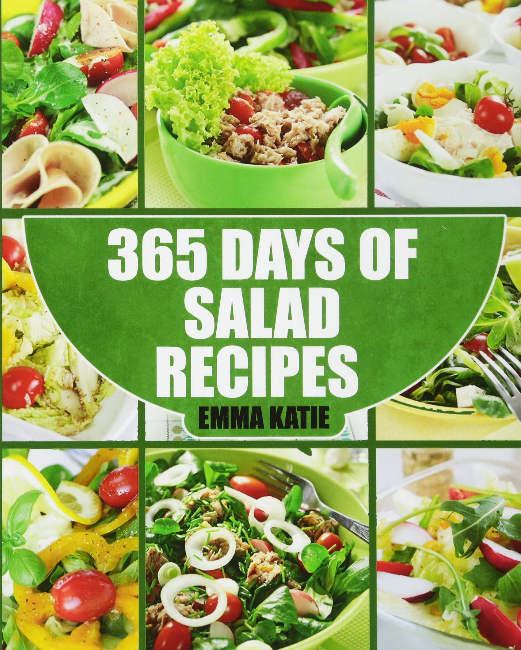 How to prepare a salad Carousel