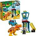 LEGO DUPLO Jurassic World T. rex Tower 10880 Playset Toy